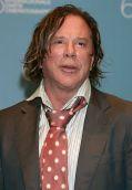 Mickey Rourkes überdimensionale Krawatte