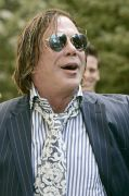 Mickey Rourke ist es egal
