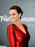 Feurige Penlope Cruz in Mnchen