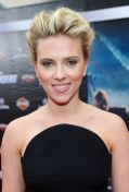 Avengers-Premiere mit Scarlett Johansson