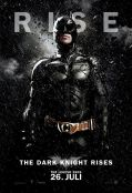 The Dark Knight Rises - Charakterposter