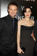 Jeremy Renner feiert 