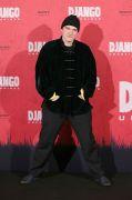 """Quentin Tarantino und Christoph Waltz werben für """"Django Unchained"""""""