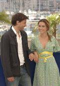 François Ozon und Vahina Giocante haben gut Lachen...