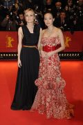 Diane Kruger und Shu Qi auf dem roten Teppich