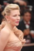 Cate Blanchett in Aprikot