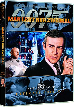 James Bond 007 - Man lebt nur Zweimal - Ultimate Edition