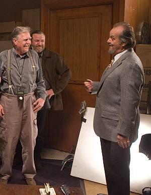 """Ballhaus mit Jack Nicholson (""""Departed ‑ Unter Feinden"""")"""