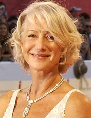 Helen Mirren in Venedig