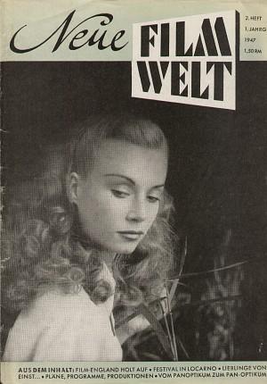 Neue Filmwelt 1947 Heft 2 (Titel)