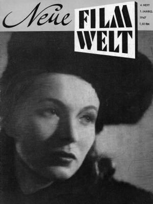Die Neue Filmwelt aus dem 1947.
