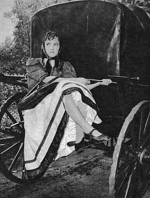 Liselotte Pulver als aufbrausende Ungarin Piroschka.