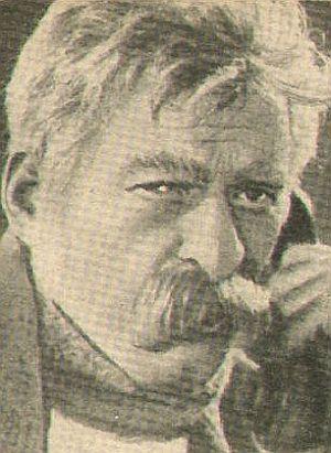 "Nikolai Cherkasov in ""Melodie des Lebens""."