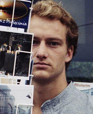 """Alexander Fehling in """"Am Ende kommen Touristen"""""""