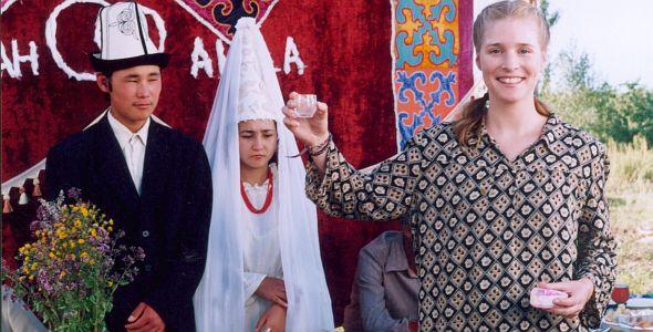 Kirgisische Mitgift