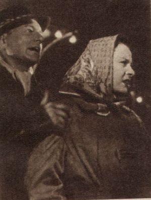 """Ilse Werner in """"Ännchen von Tharan"""""""