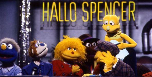 Hallo Spencer Figuren