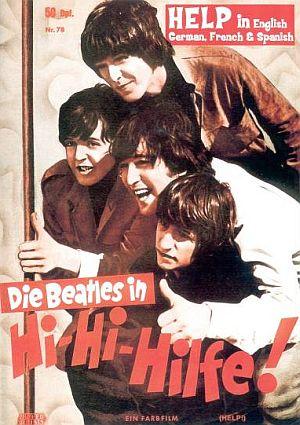 Die Beatles - Hi-Hi-Hilfe!