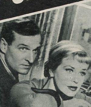 Geoffrey Toone und Hildegard Knef
