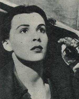 """Claire Bloom in """"Gefährlicher Urlaub"""""""