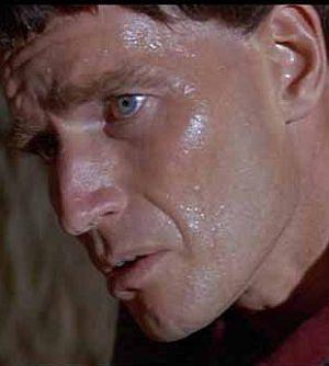 Charlton Heston als normannischer Ritter
