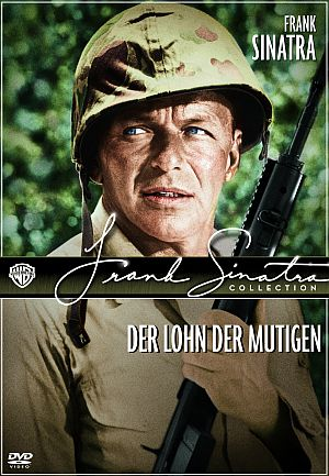 """Frank Sinatra in """"Der Lohn der Mutigen"""""""