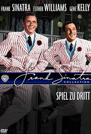 """Frank Sinatra in """"Spiel zu dritt"""""""