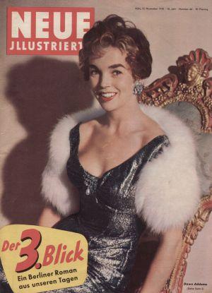 Cover der Neuen Illustrierten vom 12.11.1955