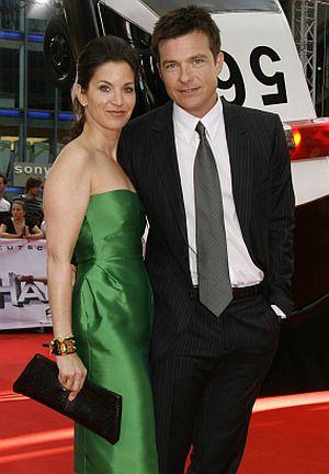 Jason Bateman und seine Frau Amanda