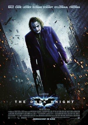 Heath Ledger ist der Joker
