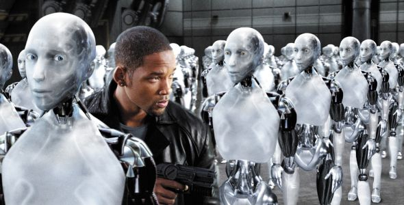 I, Robot - Fehler im System (Original Kinofassung)