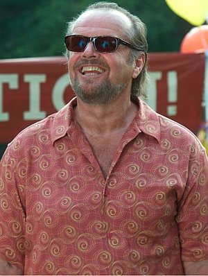 Jack Nicholson in: Die Wutprobe