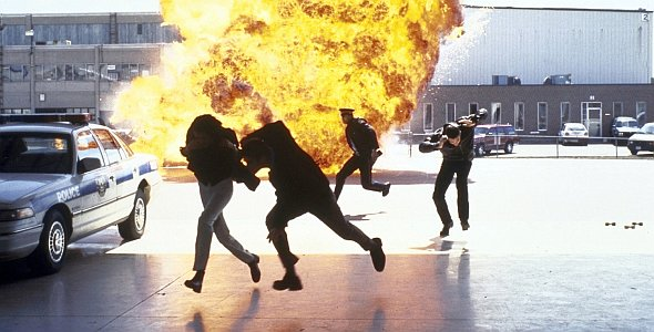 John Woo's Die Unfassbaren - Die Komplette Serie + Film