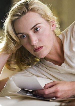 """Kate Winslet am Set von """"Zeiten des Aufruhrs"""""""