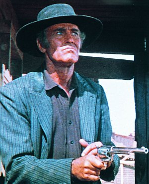 """Henry Fonda in """"Spiel mir das Lied vom Tod"""""""