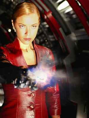 Kristanna Loken in: Terminator 3 - Rebellion der Maschinen
