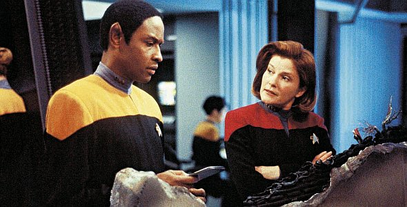 Star Trek - Voyager (Staffel 1)