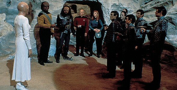 Star Trek - The Next Generation (Season 1)