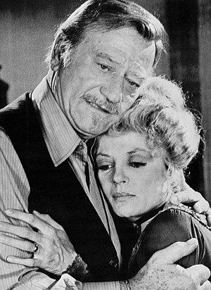 """John Wayne in """"The Shootist - Der Scharfschütze"""""""