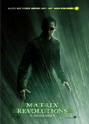 Matrix Revolution Ende