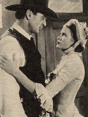 """Gary Cooper und Grace Kelly in """"12 Uhr Mittags"""""""
