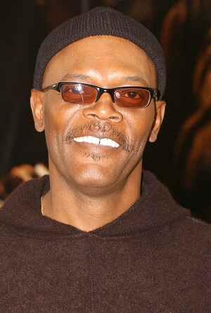 Samuel L. Jackson bei der S.W.A.T.-Premiere in Berlin