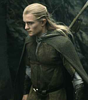 Orlando Bloom alias Legolas