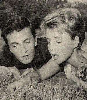 Glückliches Paar: Conny Froboess und Rex Gildo