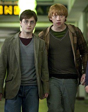 """Daniel Radcliffe und Rupert Grint in """"Harry Potter und die Heiligtümer des Todes - 1 (3D)"""""""