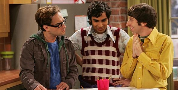 The Big Bang Theory - Die komplette neunte Staffel