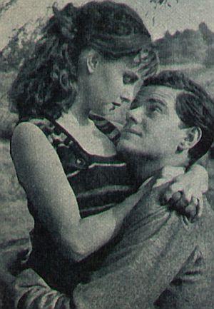 """Ingrid Andree in """"Primanerinnen"""""""