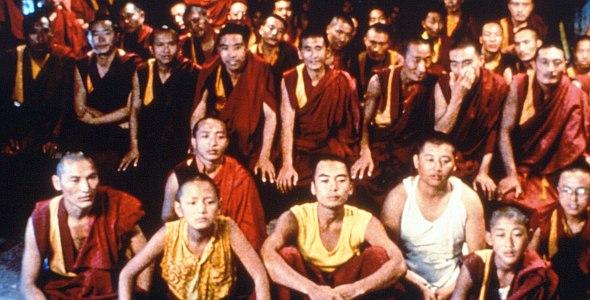 Spiel der Götter - Als Buddha den Fußball entdeckte