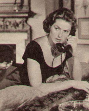 "Ingrid Bergman in ""Indiskret"""