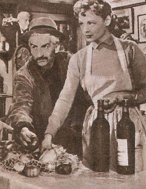 "Louis de Funès in ""Mary-Lou und ihre Herren"""